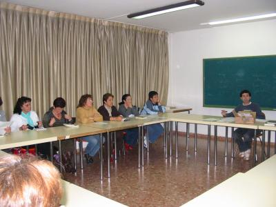PRIMERA REUNION DEL CLUB