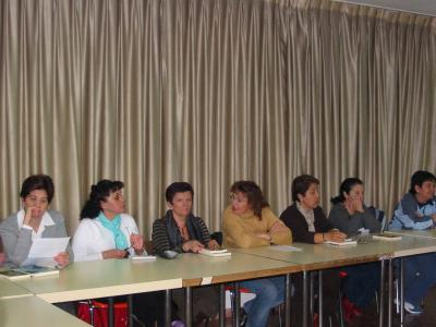 REUNION GRUPO DE LECTURA