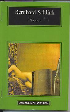 "Bernhard Schlink: ""El lector"""
