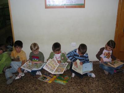 Campaña de Fomento de la Lectura