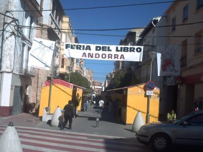 Inaguracion Feria del Libro