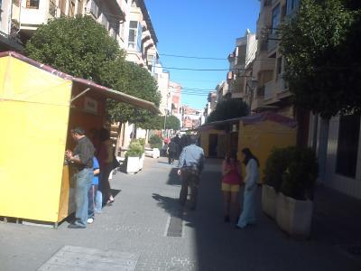 Segundo día de Feria