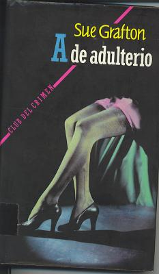 Sue Grafton: A de adulterio