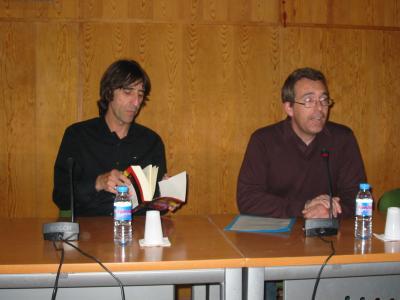 Encuentro con Benjamín Prado