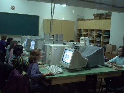 Ultima sesión del club virtual de lectura